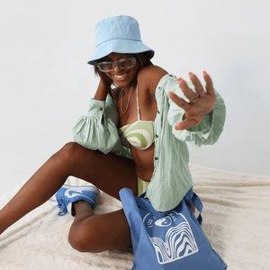 NWT Aurelle Swim Taryn Swirl Bikini